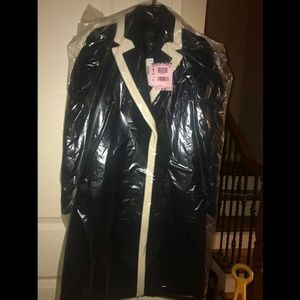 J. Crew Jackets & Coats - J.Crew Tipped Topcoat in Italian stadium-cloth woo
